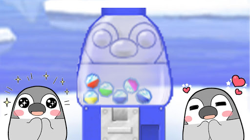 Pesoguin capsule toy game  screenshots 15