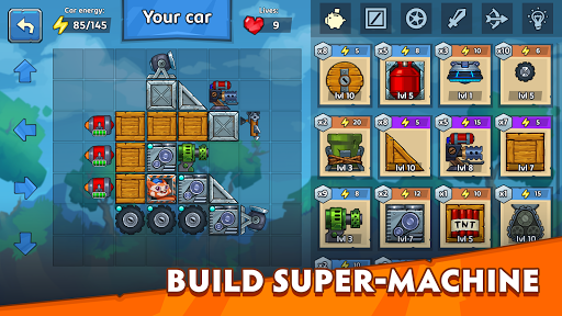 CarGoBoom Duel fights with custom build machines 0.3.2 screenshots 7