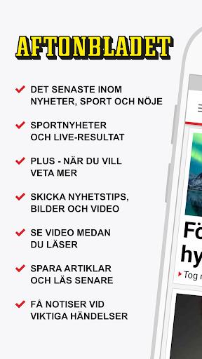 Aftonbladet Nyheter 4.30.1 Screenshots 1