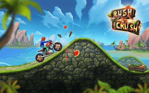 Rush To Crush New Bike Games MOD APK (Unlimited Money) 4