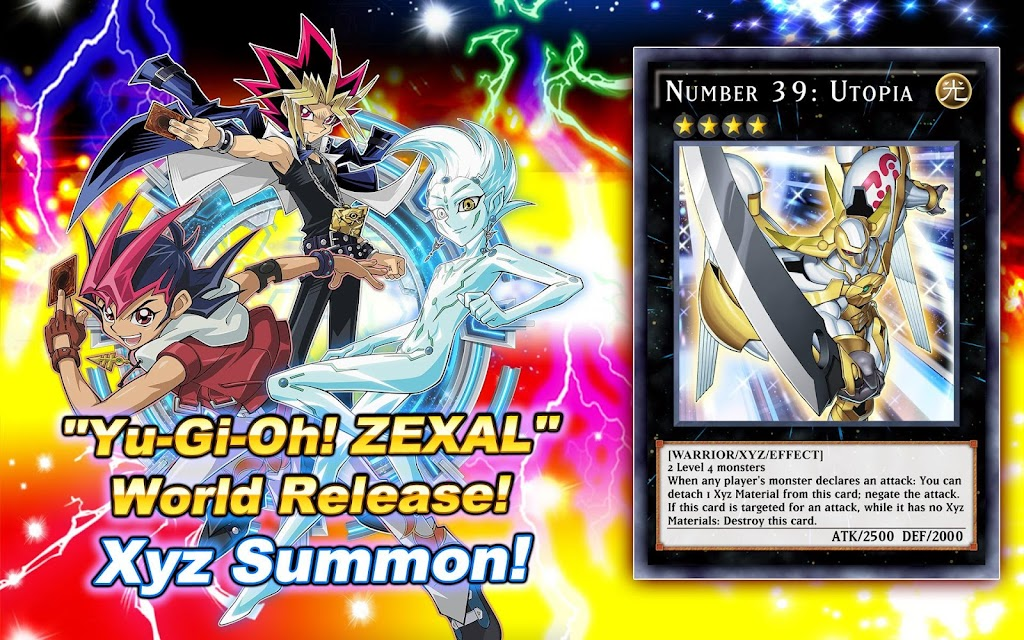 Yu-Gi-Oh! Duel Links  poster 5