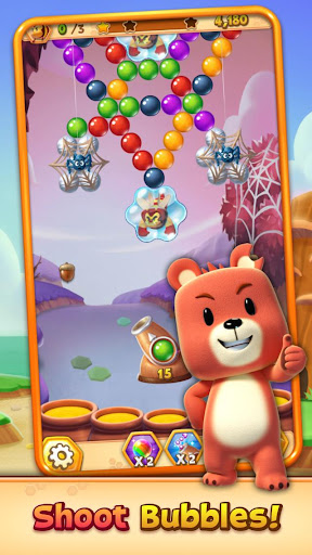 Buggle 2 - Free Color Match Bubble Shooter Game 1.6.1 screenshots 3