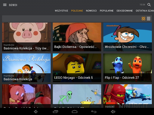 Cyfrowy Polsat GO android2mod screenshots 9
