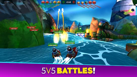 Battle Bay Ver. 4.8.22677 MOD Menu APK | Move Speed 3