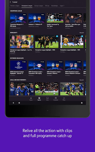 BT Sport  screenshots 9
