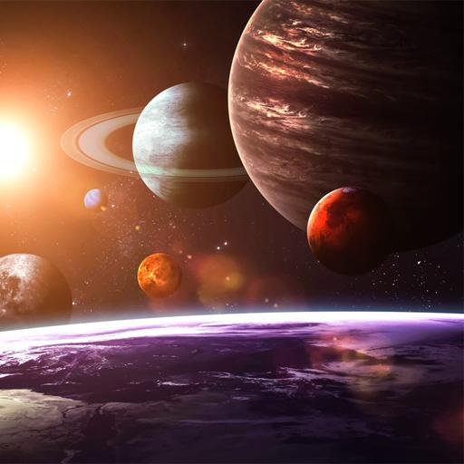 كواكب المجموعة الشمسية 3d التطبيقات على Google Play