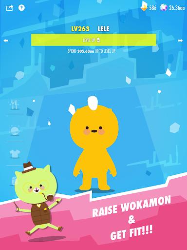 Wokamon -  Walking Games, Fitness Game, GPS Games apktram screenshots 12