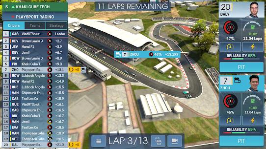 Motorsport Manager Racing مهكرة 2