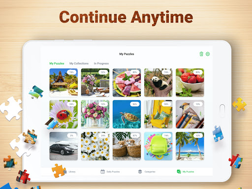 Jigsaw Puzzles - Puzzle Game modavailable screenshots 21