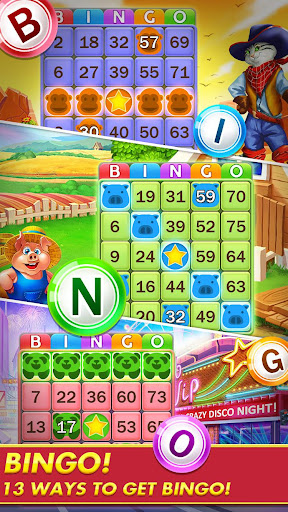 Bingo Funny - Free US Lucky Live Bingo Games 1.2.3 screenshots 8