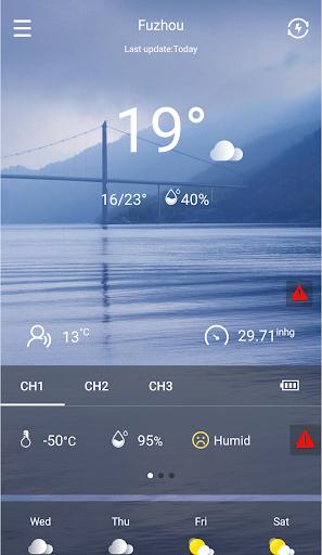 WeatherSense 1.3.55 Screenshots 2