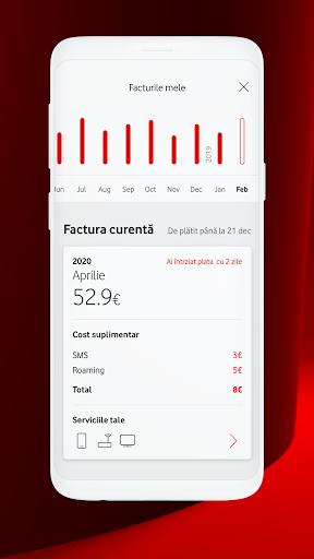My Vodafone Romania 6.3.4 Screenshots 4