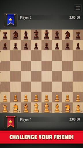 Chess - Strategy Board Game: Chess Time & Puzzles screenshots 3