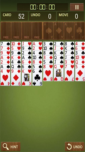 Freecell King modavailable screenshots 1