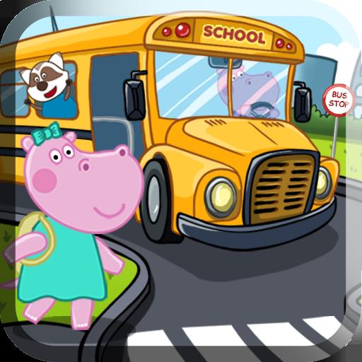 Kids School Bus Adventure