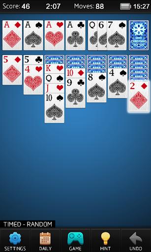 Solitaire 2.7 screenshots 5