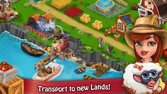 Farm Day Village Farming  Offline Games Apk 3
