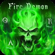 Demon Keyboard Theme