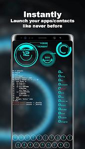 Futuristic Launcher Pro 4.7.4 (Paid)