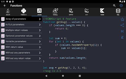Code Recipes screenshots 12