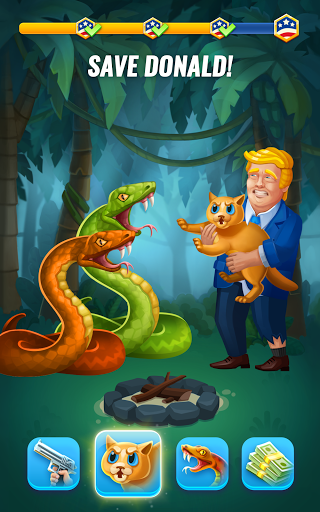 Trump's Empire: idle game 1.1.9 screenshots 4