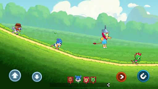 Fun Run 4 - Multiplayer Games  screenshots 8