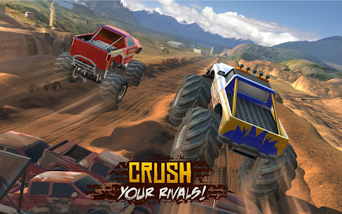 Free Racing Xtreme 2  Top Monster Truck  Offroad Fun 2