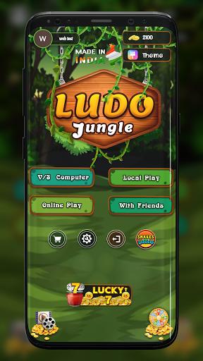 Ludo Jungle - Fun online Dice Game  screenshots 1