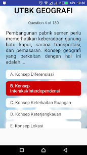 UTBK Geografi SMA For Pc | How To Download For Free(Windows And Mac) 3