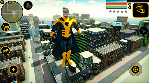 Naxeex Superhero apkslow screenshots 1