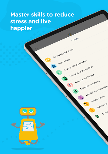 Woebot: Your Self-Care Expert android2mod screenshots 7