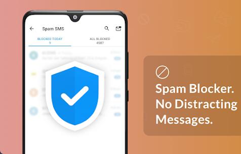 Mezo Mod Apk- Smart SMS App (Premium Features Unlocked) 6