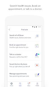 Oscar Health – [Mod + APK] Android 2