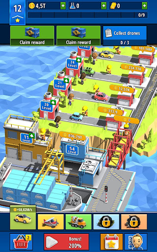 Idle Inventor - Factory Tycoon screenshots 11