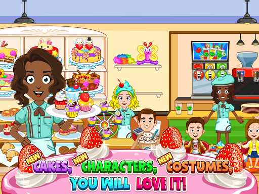 My Town : Bakery - Cooking & Baking Game for Kids 1.11 Screenshots 8