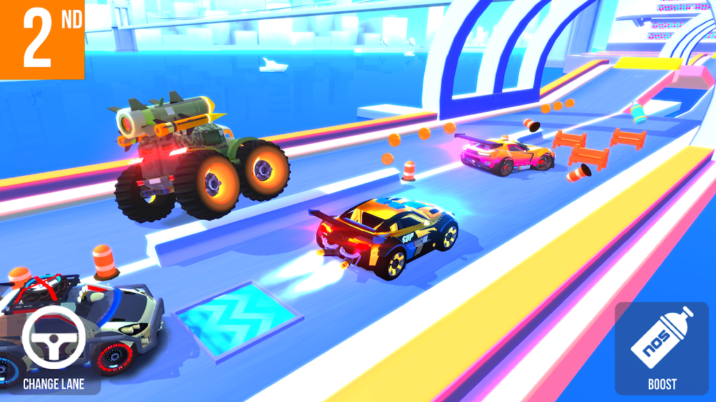 SUP Multiplayer Racing  poster 21
