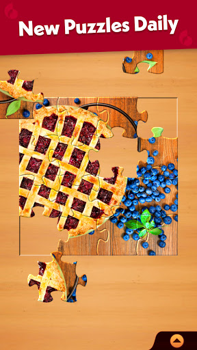 Jigsaw Puzzle: Create Pictures with Wood Pieces  screenshots 5