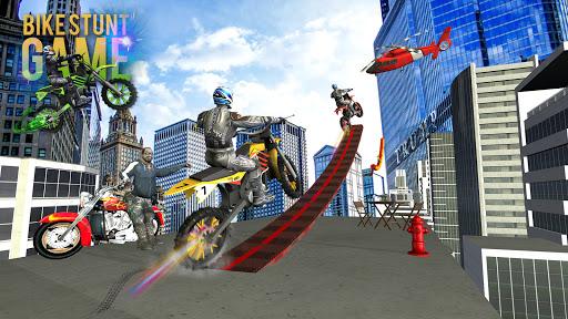 Bike Stunt Trick Master- Bike Racing Game 2021 screenshots 5