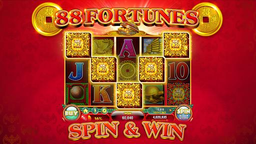 88 Fortunes Casino Games & Free Slot Machine Games 4.0.02 Screenshots 2