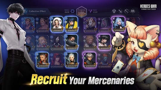 Heroes War: Counterattack MOD Apk 1.8.0 (Unlimited Money) 2