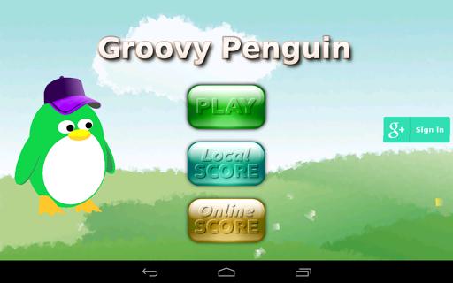 Groovy Penguin - Free Rhythm Beat Based Music Game  screenshots 4