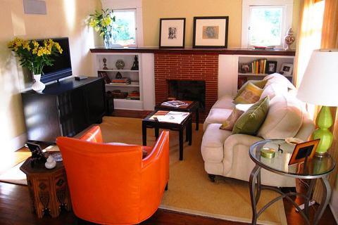 Living Room Decorating Ideas  screenshots 5