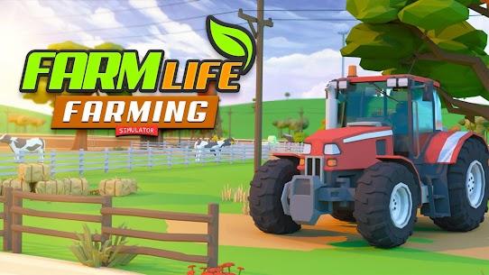 Free Farm Life Village Farming Simulator Apk Download 2021 3