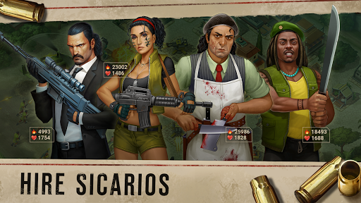 Narcos: Cartel Wars. Build an Empire with Strategy 1.41.01 screenshots 1