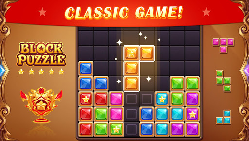 Block Puzzle: Diamond Star Blast 2.2.0 Screenshots 1