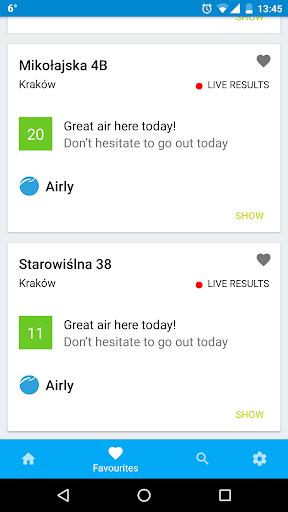 Airly 1.8.13 Screenshots 4