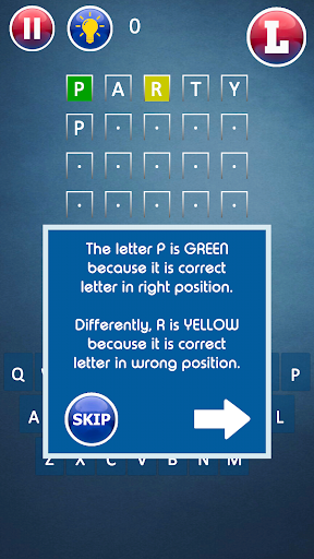 Lingo! - Word Game - 5-6-7 Letter apkpoly screenshots 24