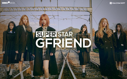 SuperStar GFRIEND 2.12.1 Screenshots 1