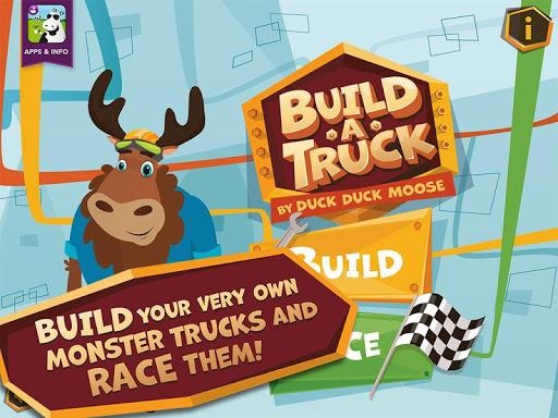 Build A Truck -Duck Duck Moose apktram screenshots 1