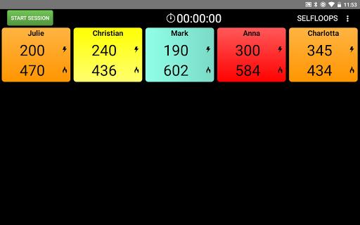 Group Fitness Premium screenshot 1